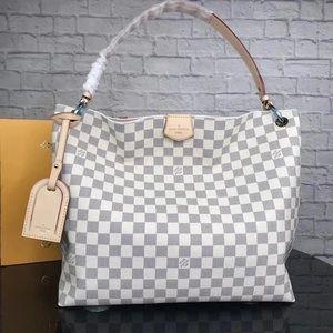 Louis Vuitton graceful damier azur